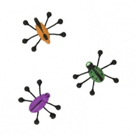 Bug Sticky Wall Climber Favors 8ct