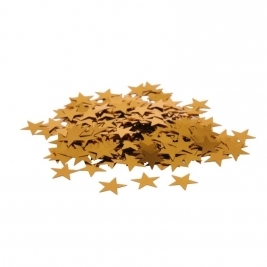 Gold Stars Confetti - 14 grams
