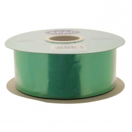 Emerald Green Poly Ribbon (2
