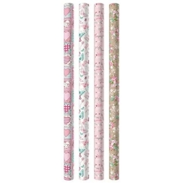 Floral Gift Wrap - Assorted wraps