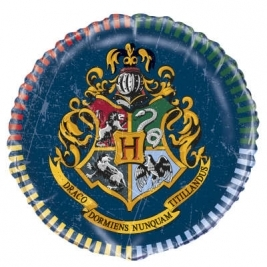 Harry Potter Round Foil Balloon 18