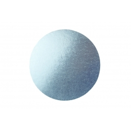 Round Pale Blue Cake Drums, Shrink Wrapped 12