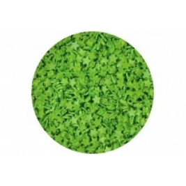 Sugar Mini Stars: Green 60g