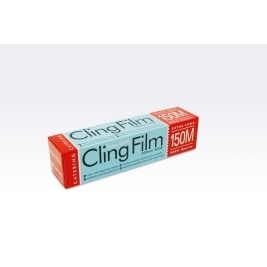 Super value Catering Cling Film 300mm x 150m