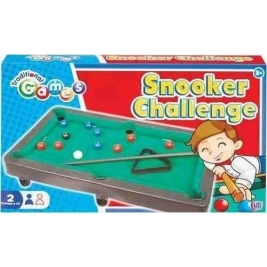 Two Player Snooker Challenge Mini Game