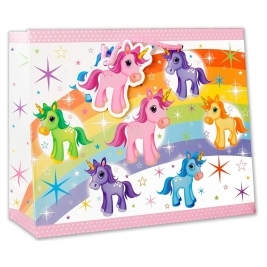 Unicorn Magical Pony Party Gift bags pack of 6