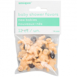 Babies With Open Hands Favors (12pk)