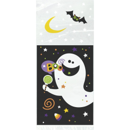 Cellophane Happy Halloween Party Bags, Pack Of 20