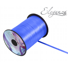 Royal Blue Eleganza Poly Curling Ribbon 5mm x500yds