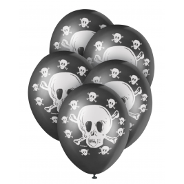 JOLLY ROGER PREMIUM PEARLISED ASSORTED COLOURS Balloons 12