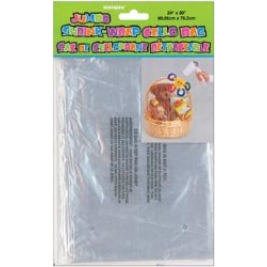 JUMBO SHRINK-WRAP CELLO BAG