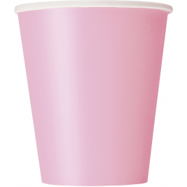 Lovely Pink Cups 9oz (14pk)