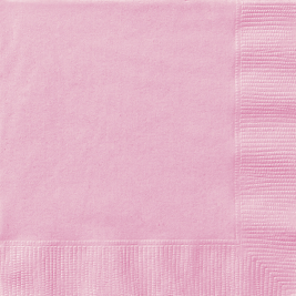 Lovely Pink Luncheon Napkins (20pk)