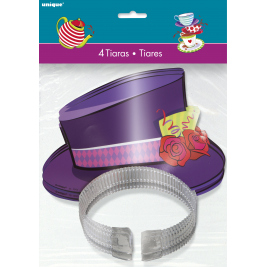 Mad Hatter Tea Party (4pk)