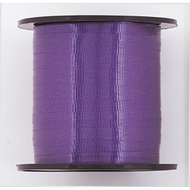 SOLID COLOUR CURLING RIBBON PURPLE