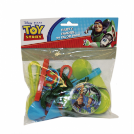 Toy Story Favor Pack (Pack of 24)