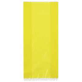 Yellow Cello Bag (20pk)